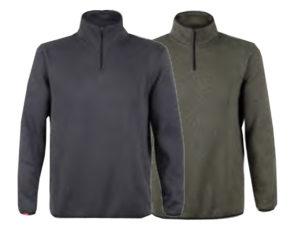 1/4 Zip Fleece Sweater