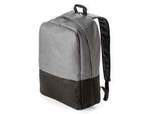 2 Tone Laptop Backpack