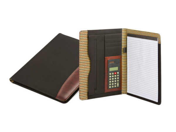 A4 Rancho Folder with Calculator