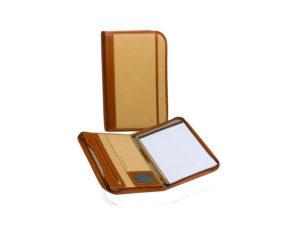 A4 Zip Portfolio Folder