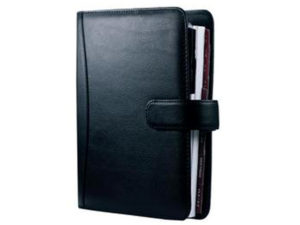 A5 Leather Organiser