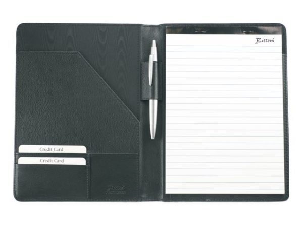 A5 Leather Organiser Including A5 Pad