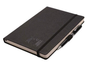 A5 Oakwood Notebook
