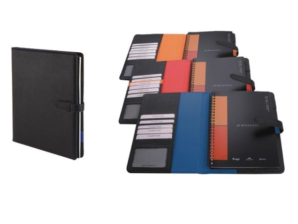 A5 Pods Trendsetter Notebook With Tab Closure