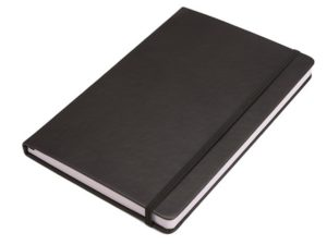 A5 Prestige Notebook With Elastic