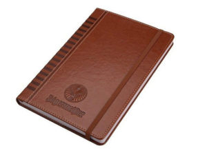A5 Retro Notebook With Elastic