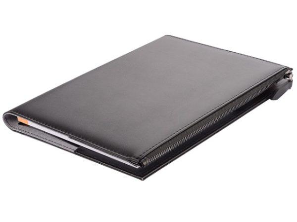 A5 Wallex Folder With Zip Closure