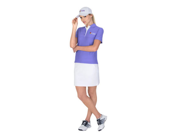 Admiral Ladies Golf Shirt
