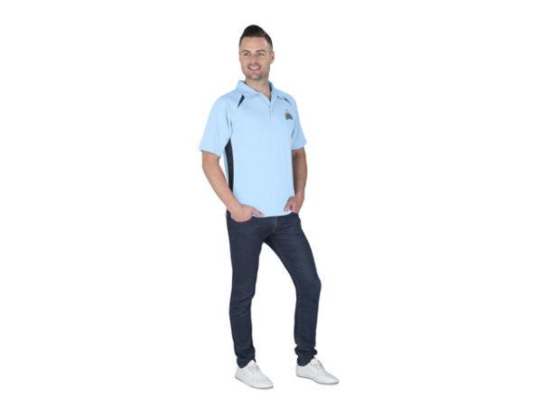 Adults Splice Short Sleeve Golf Shirt