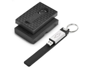 Alex Varga Hanssen 32Gb Usb Flash Drive Keyholder