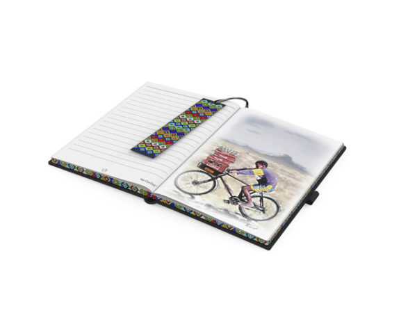 Andy Cartwright Afrique Notebook