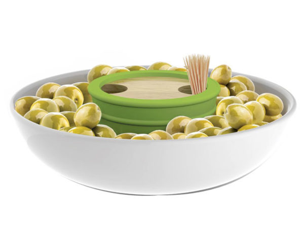 Andy Cartwright Topsy-Turvy Snack Bowl