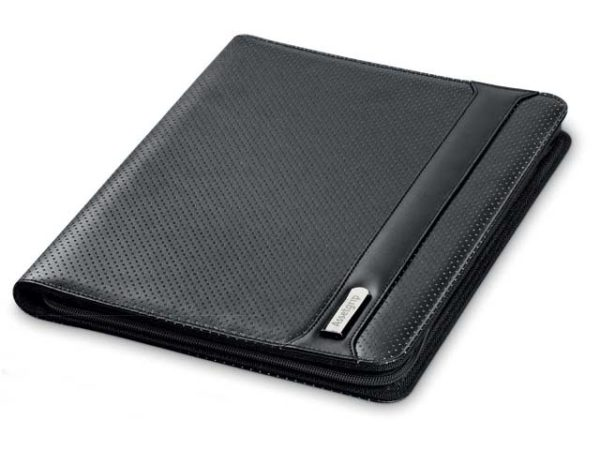 Aristocrat A4 Zip Around Folder