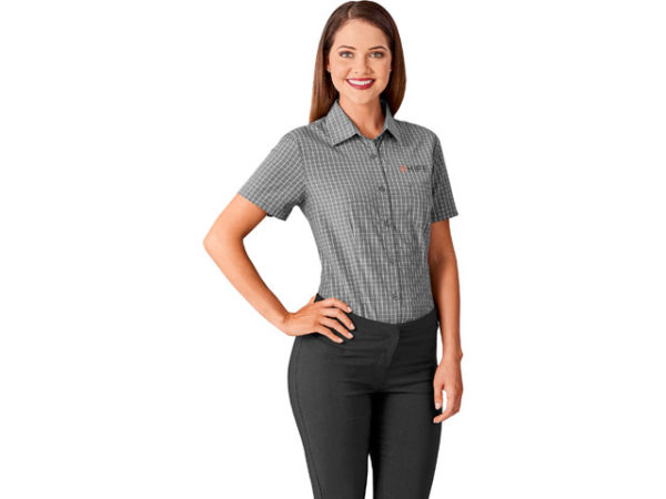 Aston Short Sleeve Ladies Shirt