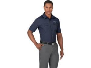 Bayport Short Sleeve Mens Shirt