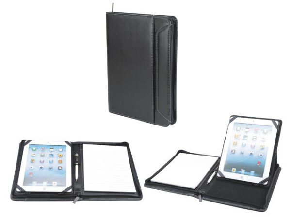Buddy Tablet Folder With Zip