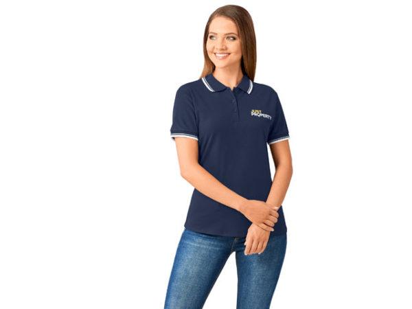 Cambridge Cotton-Touch Ladies Golf Shirt