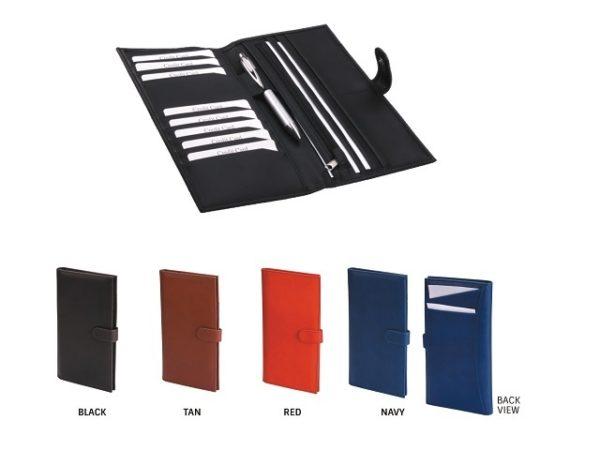 Colourplay Travel Wallet