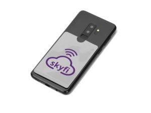 Dakota Rfid Phone Card Holder