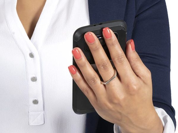 Digit Ring Grip And Stand