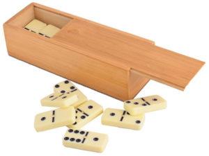 Double Six Dominoe Set