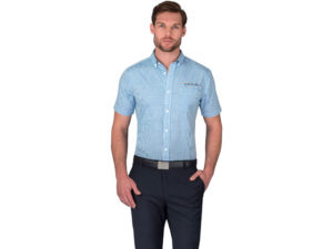 Edinburgh Mens Short Sleeve Shirt