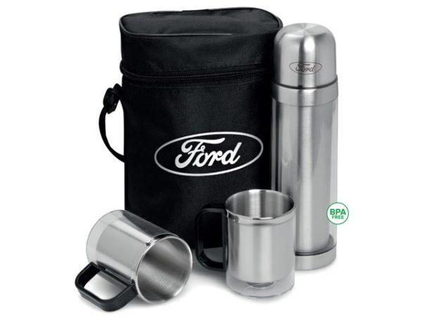 Flask And Mug Set