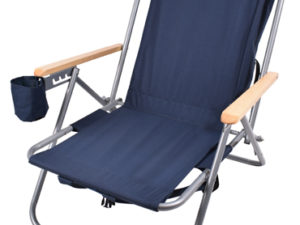 Foldable Beach Chair And Backpack