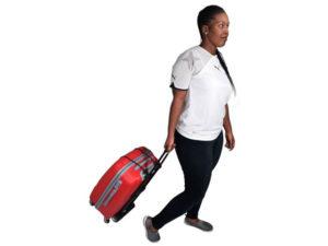 Foldable Luggage Trolley