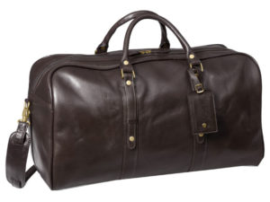 Gary Player Luxury Leather Weekend Bag