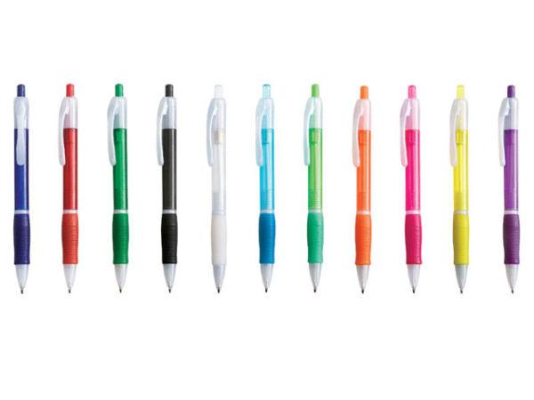 Grippy Ballpoint Pen