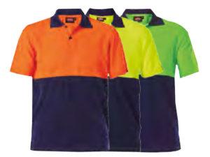 Hi Viz Golfer-2 Tone  Golfer