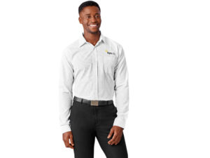 Huntington Long Sleeve Mens Shirt