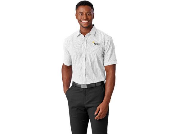 Huntington Short Sleeve Mens Shirt