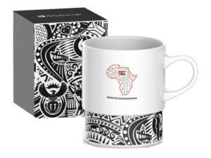 I Am South African Coffee Mug