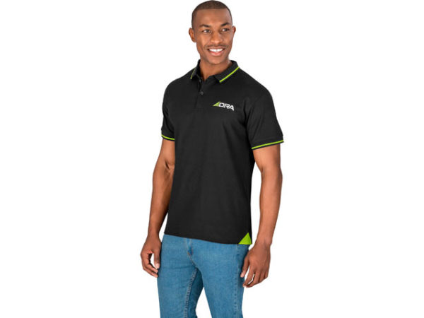 Jet Cotton-Touch Mens Golf Shirt