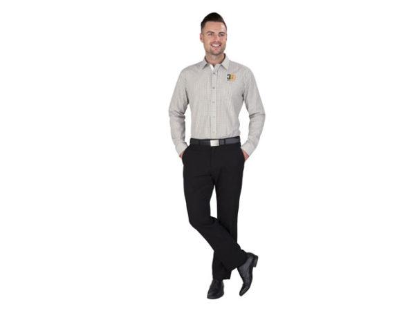 Kenton Long Sleeve Mens Shirt