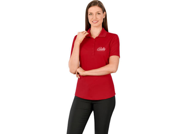 Ladies Edge Golf Shirt