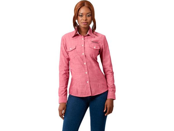 Ladies Long Sleeve Windsor Shirt