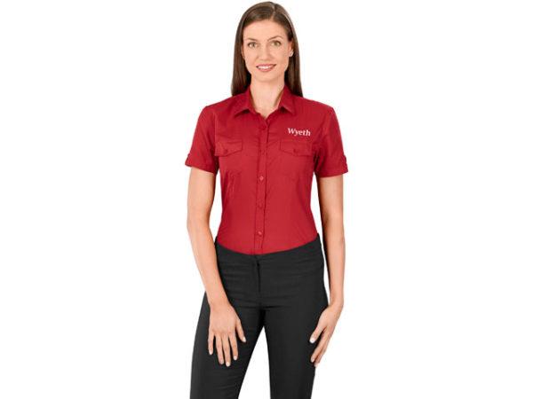 Ladies Shirt Sleeve Kensington Shirt