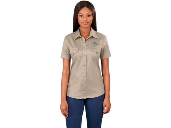 Ladies Shirt Sleeve Wildstone Shirt