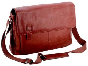 Leather Noble Messenger Bag