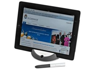 Lexicon Tablet Stand And Stylus