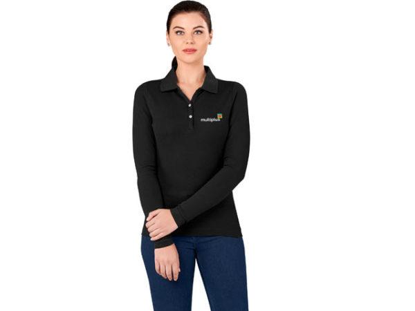 Long Sleeve Ladies Golf Shirt