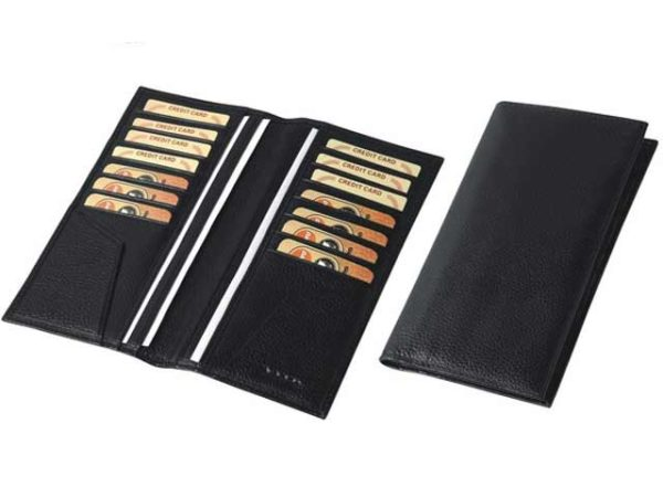 Long Slim Credit Card Holder