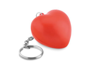 Lovey Stress Ball Keyring