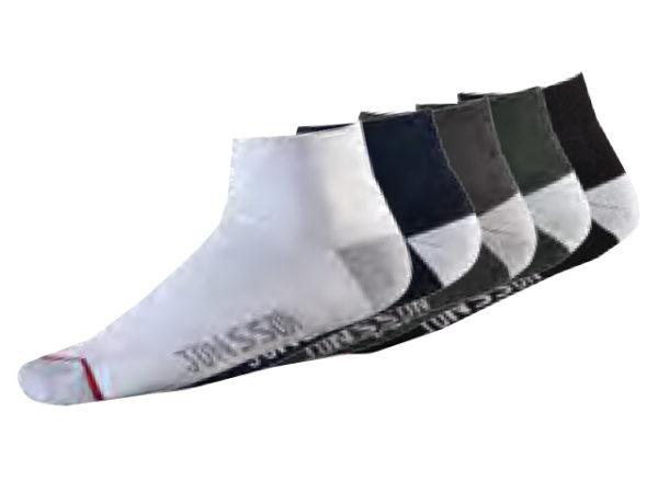 Low Cut Sock-Poly