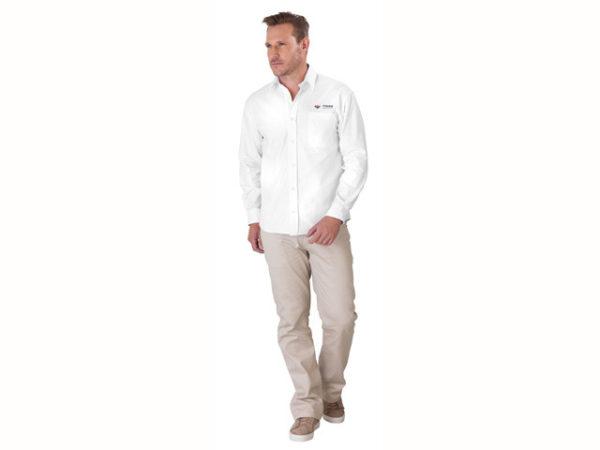 Mens Long Sleeve Milano Shirt