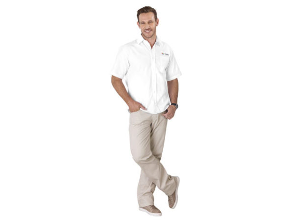Mens Short Sleeve Milano Shirt