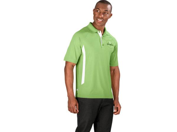 Mitica Mens Golf Shirt